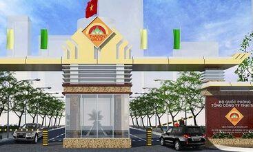 Hệ thống website của Tổng công ty Thái Sơn