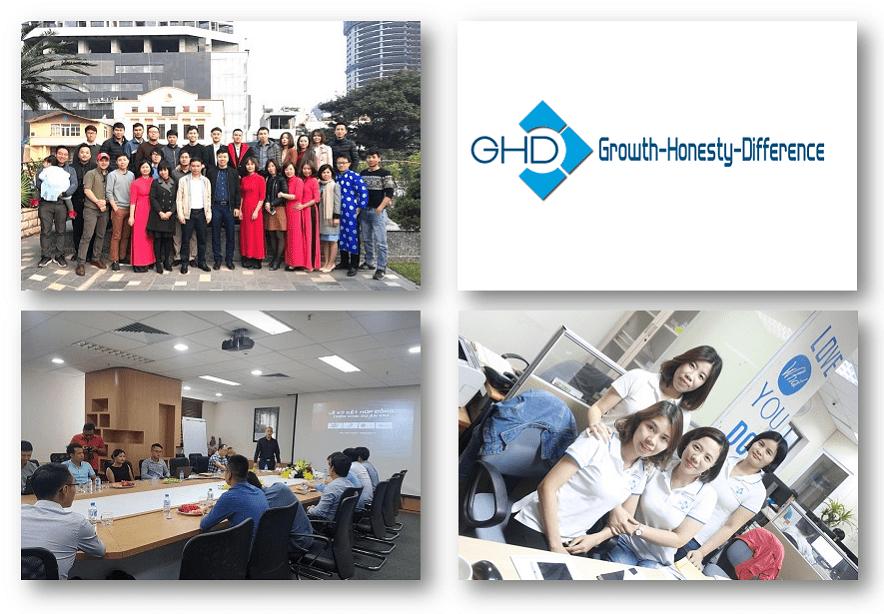 GHDC & GHD Media: Những dấu ấn phát triển