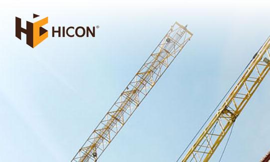 Hệ thống website Hicon Việt Nam
